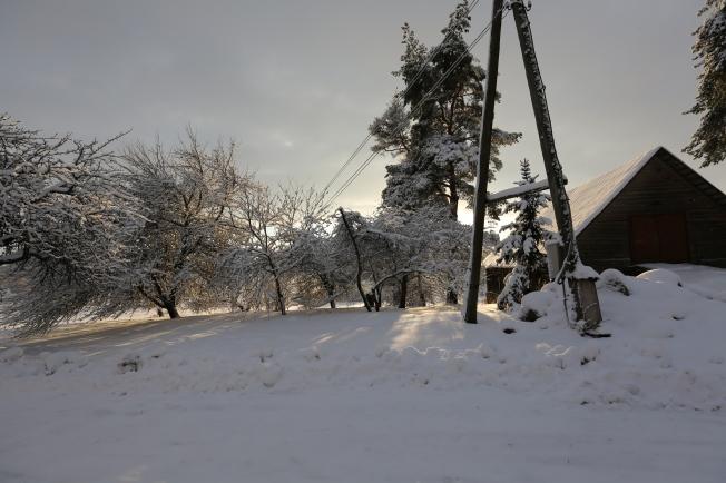 Latvija Ziemā